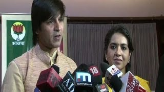 INTERVIEW : Vivek Oberoi supports BJP - Bollywood Country Videos - BOLLYWOODCOUNTRY