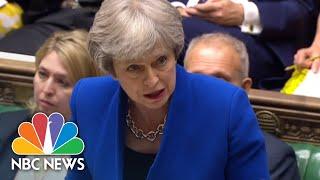 Britain's Prime Minister Criticizes President Donald Trump's Border Separation Policy | NBC News - NBCNEWS