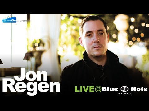 ShowGo.tv presents Jon Regen live from Blue Note Milano