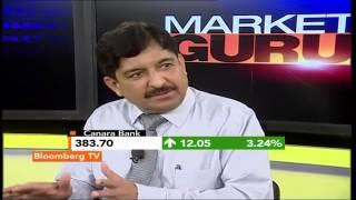 "Market Guru- ""See Markets Consolidating Around Current Levels"" - BLOOMBERGUTV"