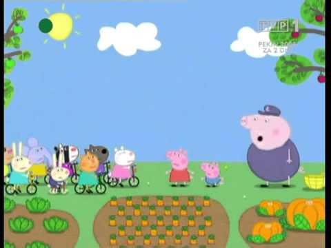 Świnka Peppa - Kto mieszka w ogrodzie
