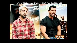 Parmanu: The Story of Pokhran will make you feel proud of your nation, says John Abraham - INDIATV