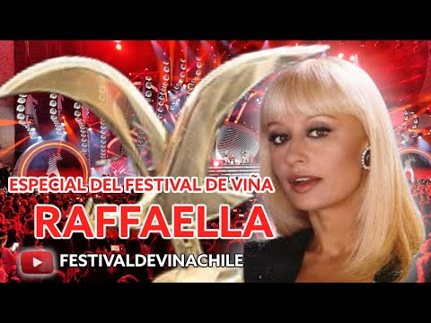 RAFFAELLA CARRÁ- MEDLEY SUPER RUMBAS- FESTIVAL DE VIÑA 1982