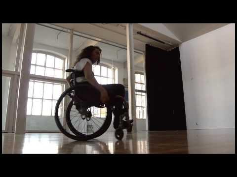 Suma Capacidad: Patricia, su silla son sus zapatillas para la danza