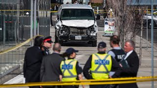 Toronto officials provide update on deadly van attack - WASHINGTONPOST