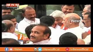 Will Congress Regain Past Glory in AP After Kiran Kumar Reddy Rejoins Congress? | Loguttu | iNews - INEWS