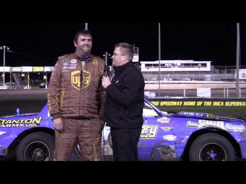 Eric Stanton Hobby Stock Feature winner 06/01/13