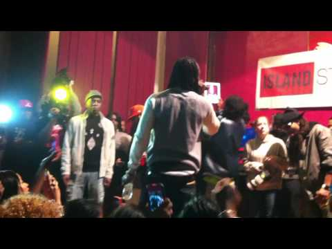 # 4 Mavado aka Gully God - Birthday December 1, 2011 @ White Eagle Club in Bridgeport, CT