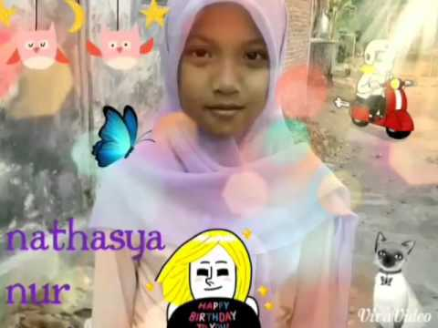 NATHASYA 13TH BIRTHDAY_KITTY GEMILANG