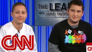 Parkland students: This is a matter of life and death - CNN