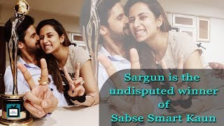 Sargun would have won Sabse Smart Kaun if she would have been on the game show: Ravi Dubey - TELLYCHAKKAR