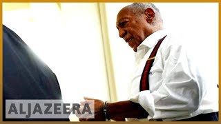 🇺🇸 Cosby sentenced to 3-10 years, deemed 'sexually violent predator' | Al Jazeera English - ALJAZEERAENGLISH