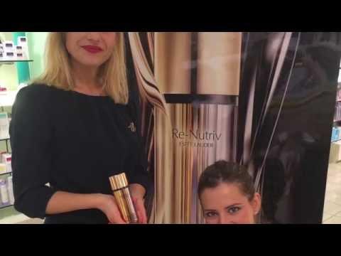 Beauty review: Estée Lauder Re-Nutriv & Make-Up flash