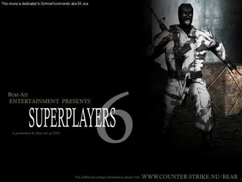 Counter-Strike - Superplayers 6 ( NiP HeatoN & Ses Potes )