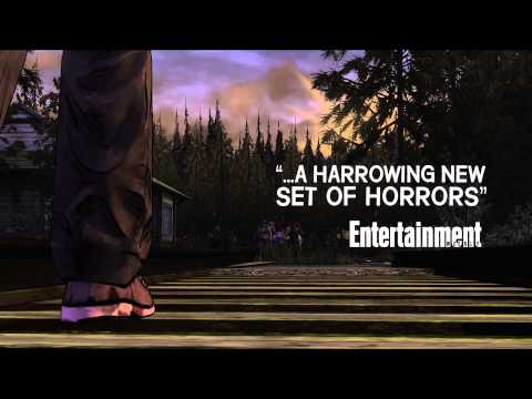 The Walking Dead Season 2 - PS Vita Trailer