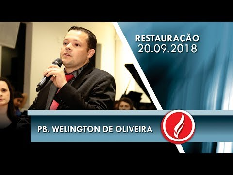 Noite da Restauração - Pb. Welington de Oliveira - 20 09 2018