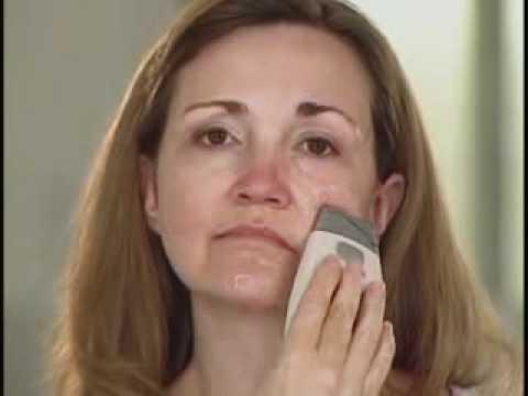 Tratamiento galvanico facial
