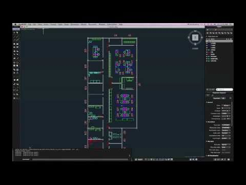 AutoCAD for Mac 2011 User Interface Overview