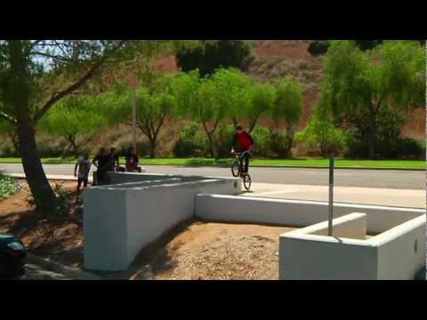 Nike 6.0's Dennis Enarson Video Profile BMX 2011!!!! NEW!!!!