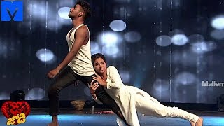 Prabhu Deva and Mayuri Performance Promo -Dhee Jodi (#Dhee 11) Promo- 14th August 2019 -Sudheer - MALLEMALATV
