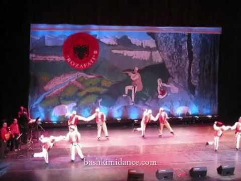 Bashkimi Dance - Valle Dibrane