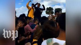 Students march for gun reform - WASHINGTONPOST