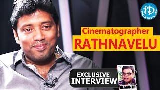 Kumari 21F Cinematographer Rathnavelu Exclusive Interview || Talking Movies with iDream #40 - IDREAMMOVIES