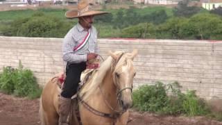 Coleaderos en Santa Rosa (Fresnillo, Zacatecas)