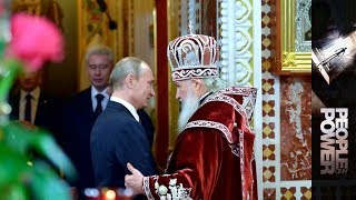 Russia: The Orthodox Connection - People & Power - ALJAZEERAENGLISH