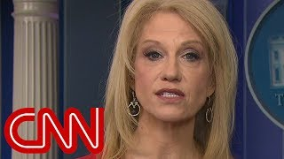 Kellyanne Conway: Biden and Clinton obsessed with Trump - CNN