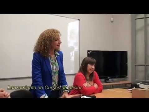 Lanzamiento de cursos de oficios en UADER