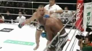 Wanderlei The Axe Murderer Silva - Legendary Highlights