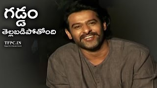 Prabhas Funny Comments On His Marriage | TFPC - TFPC