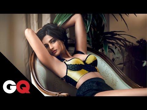 Sonam Kapoor Hot Photoshoot GQ