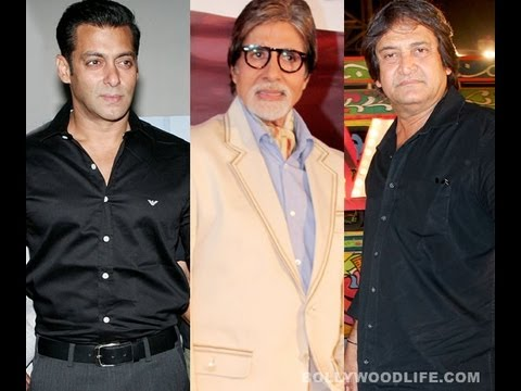 Salman Khan and Amitabh Bachchan to promote Mahesh Manjrekar's Marathi movie Kokanastha