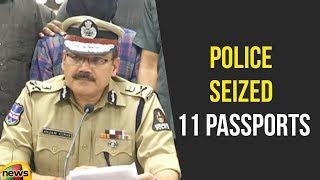 Travel Agent Fraudster Police seized 11 Passports | Anjani Kumar over Travel Agent | Mango News - MANGONEWS