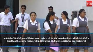 UP Board exam 2019: Timetable for Class 10th and 12th released; check details here - TIMESOFINDIACHANNEL