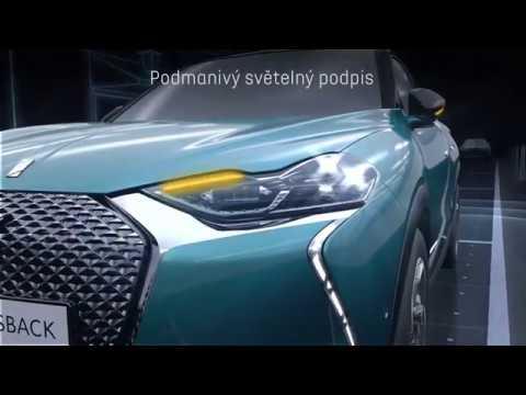Autoperiskop.cz  – Výjimečný pohled na auta - VIDĚT DÁL: DS MATRIX LED VISION
