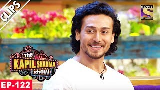 Sabbir Khan Reveals His Admiration for Tiger Shroff - The Kapil Sharma Show - 16th July, 2017 - SETINDIA