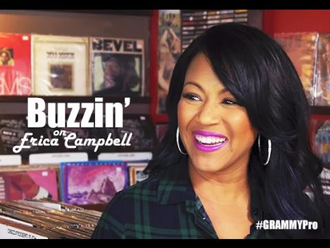 Buzzin' With Erica Campbell