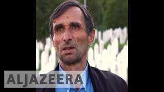 Srebrenica's bone hunter - ALJAZEERAENGLISH