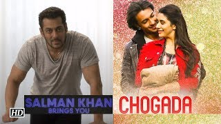 Salman Khan launches Aayush's 'Chogada' SONG - IANSLIVE