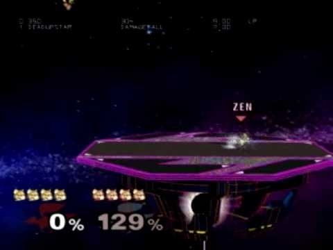SSBM Fox Perfect Match (vs.cpu LV9) part 4