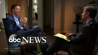 James Comey Part 5: Are there Trump tapes? - ABCNEWS