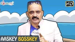 Bosskey shares the LATEST rumor!! | Aaskey Bosskey | Funny Q & A Series | Bosskey TV
