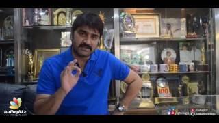 Actor Srikanth about Kundanapu Bomma | K Ragavendra Rao | MM Keeravani | Chandini Chaudhary - IGTELUGU
