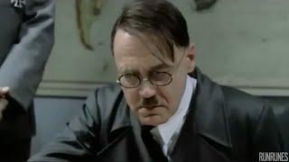 La reacción de Adolfo Hitler sobre la nueva Asamblea d Vzla.