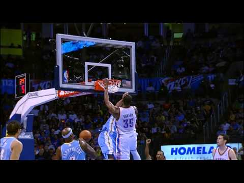 Kevin Durant's Top 10 Plays of 2012