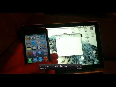How To Jailbreak iOS 5 (iPhone, iPod Touch, iPad) (Mac) (Redsn0w)