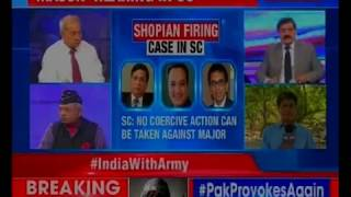 India with army: J&K government seeks a week to file affidavit in Shopian case - NEWSXLIVE